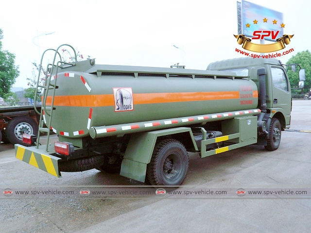 9,000 Litres  (2,400 Gallons) Oil Truck-RBS