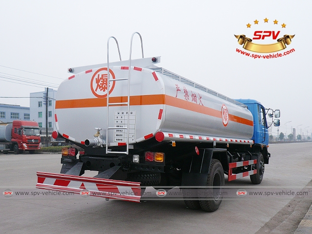 15,000 Litres (4,000 Gallons) Fuel Tank-Dongfeng-BS