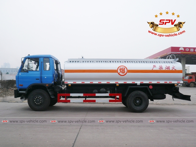 15,000 Litres (4,000 Gallons) Fuel Tank-Dongfeng-S
