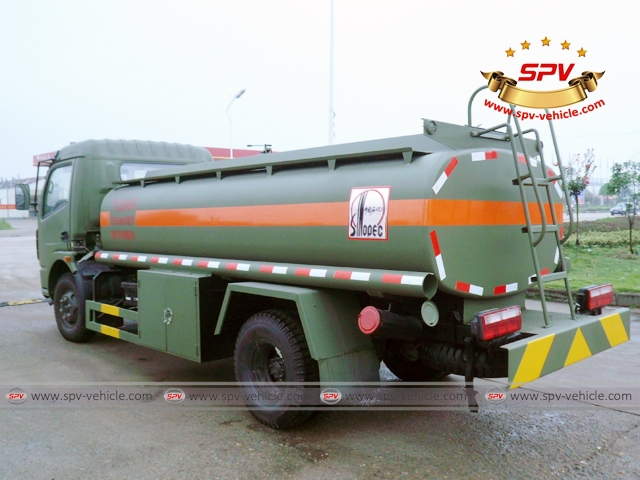 9,000 Litres  (2,400 Gallons) Oil Truck-BS