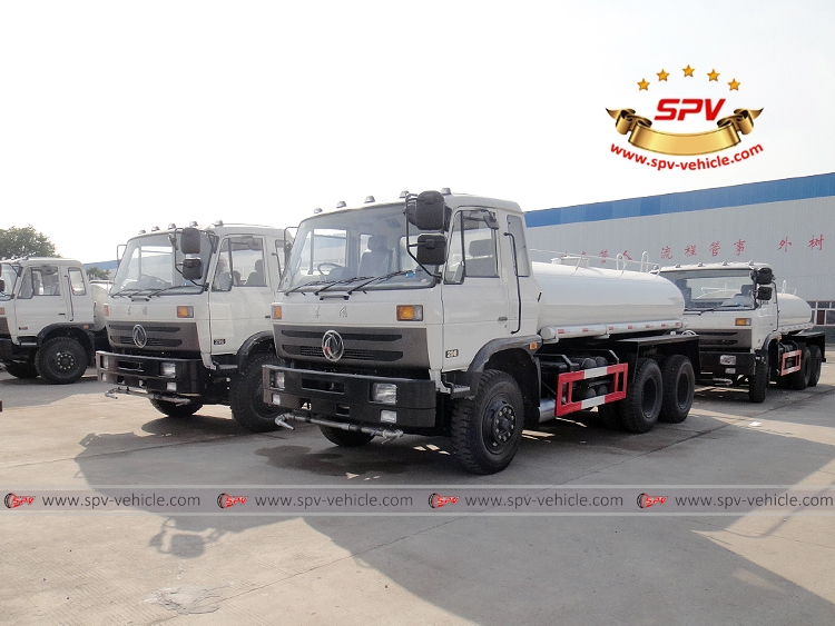 20,000 Litres RHD Water Spray Truck - 6 units