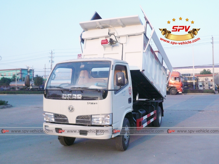 Garbage Collection Truck Dongfeng - LF