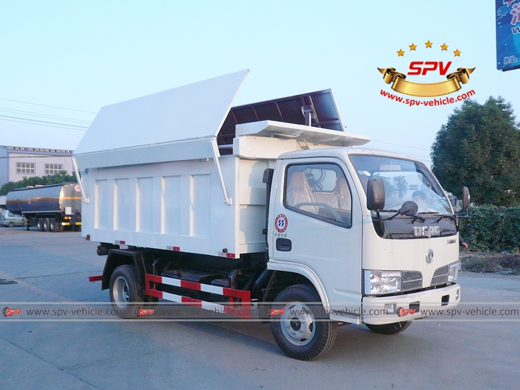 Garbage Collection Truck Dongfeng - RF