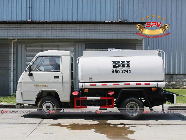 Mini Fuel Tanker Forland 500 Gallons - LS