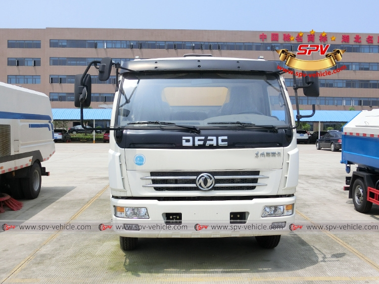 Sewer Jetting Vehicle Dongfeng - F