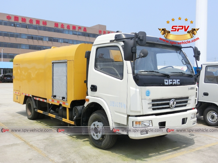 Sewer Jetting Vehicle Dongfeng - RF