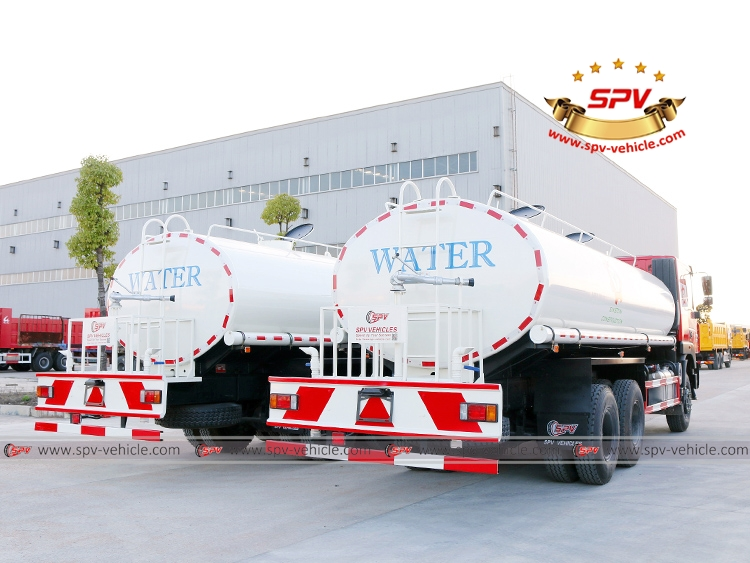 Water Spraying Truck IVECO - RB