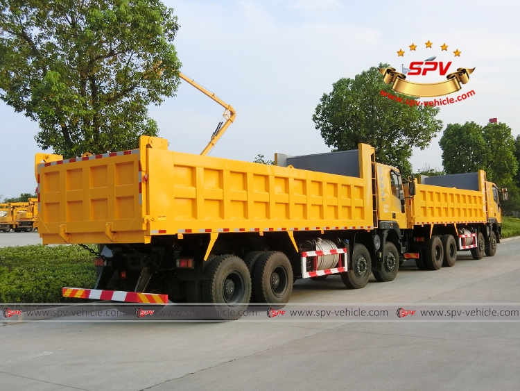 Dump Truck IVECO - RB