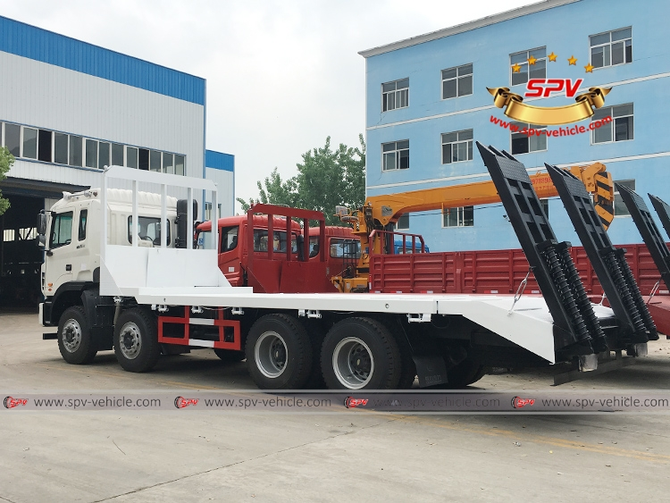 Lorry Carrier Truck JAC - LB