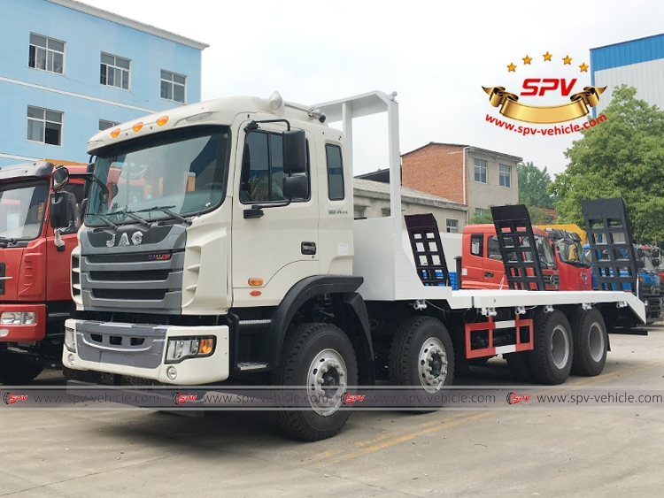 Lorry Carrier Truck JAC - LF