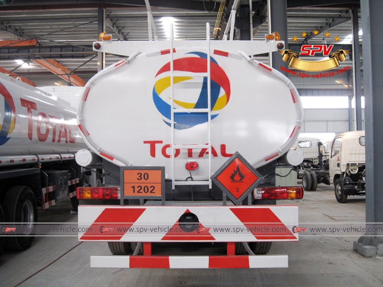 Oil Bowser Sinotruk - B