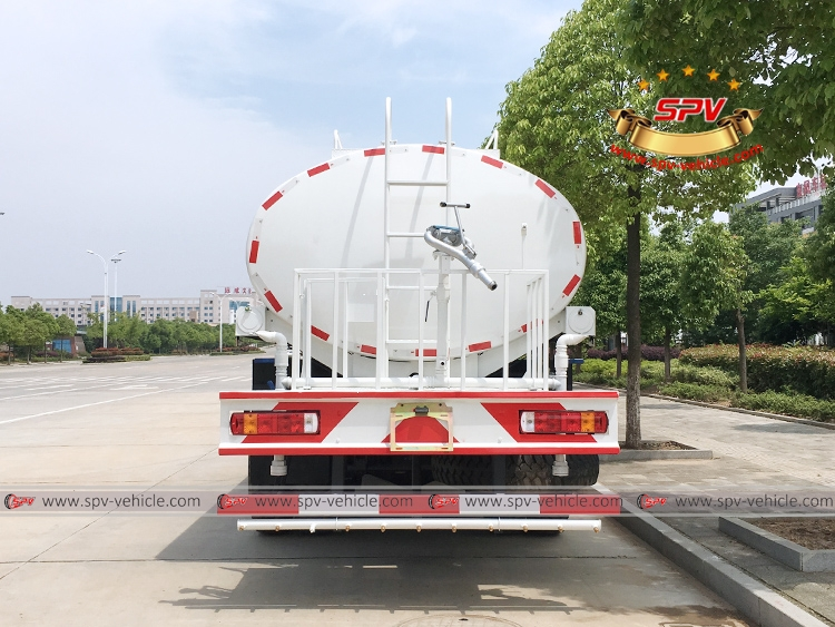 20,000 Litres Water Spraying Truck FOTON - B
