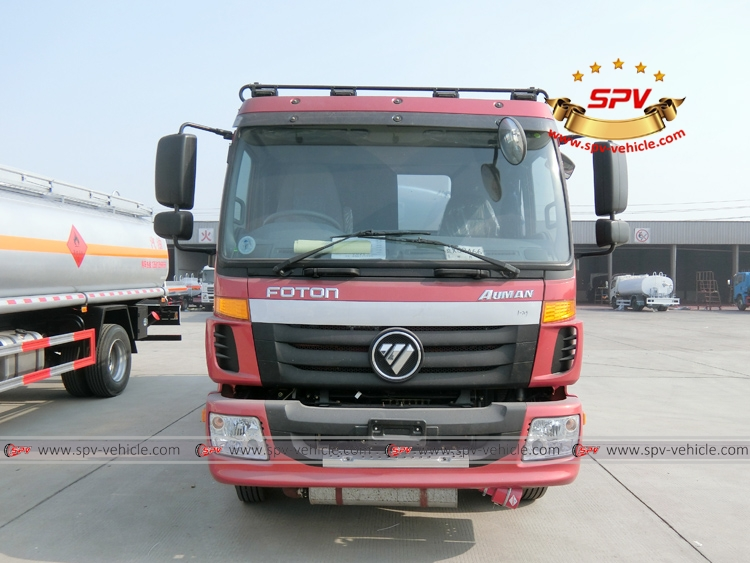 Fuel Oil Tanker FOTON - F