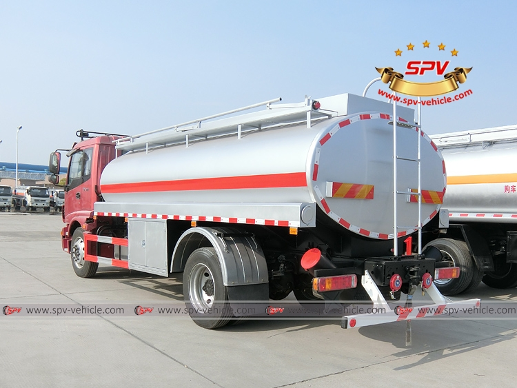 Fuel Oil Tanker FOTON - LB