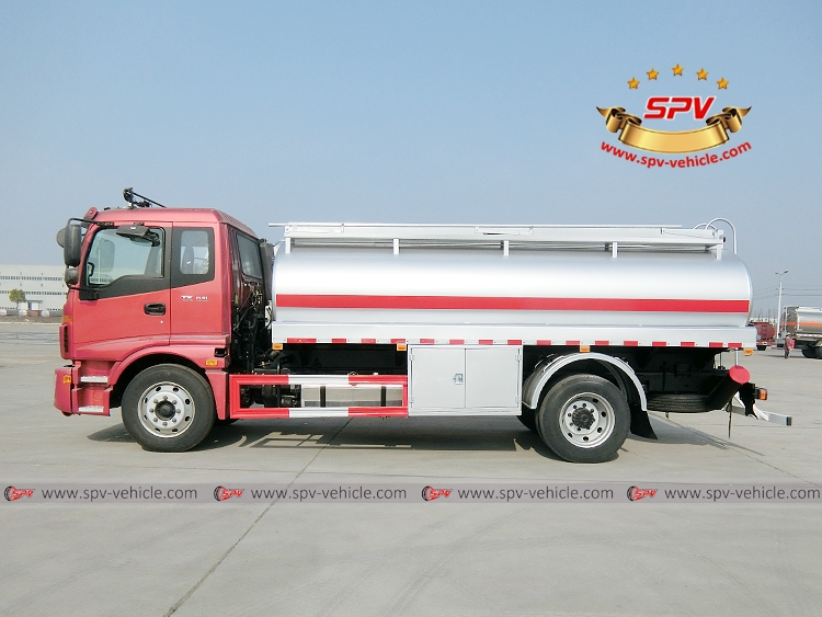 Fuel Oil Tanker FOTON - LS