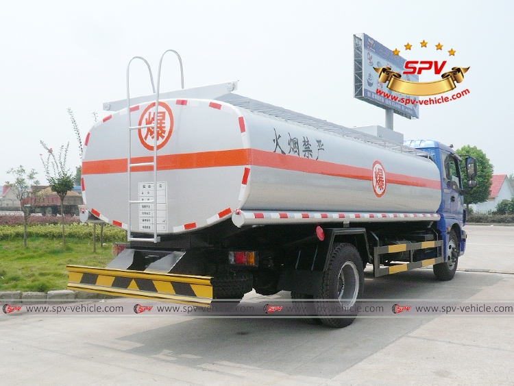 Fuel Oil Tanker FOTON - RB - LHD