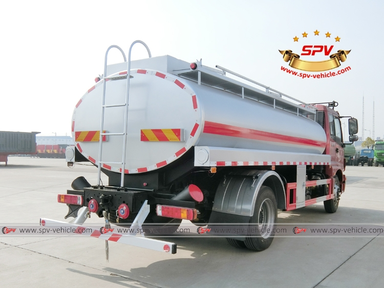 Fuel Oil Tanker FOTON - RB
