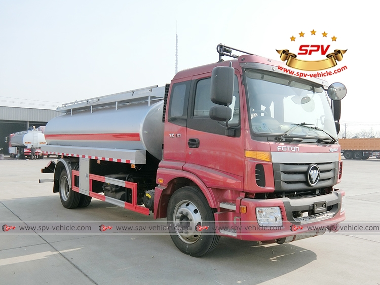 Fuel Oil Tanker FOTON - RF