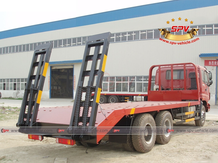 Flat Bed Truck FOTON - RB