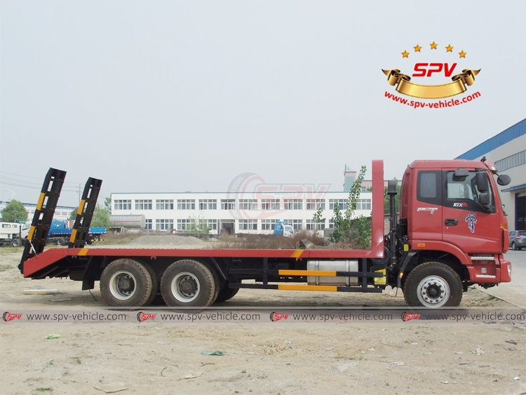 Flat Bed Truck FOTON - RS