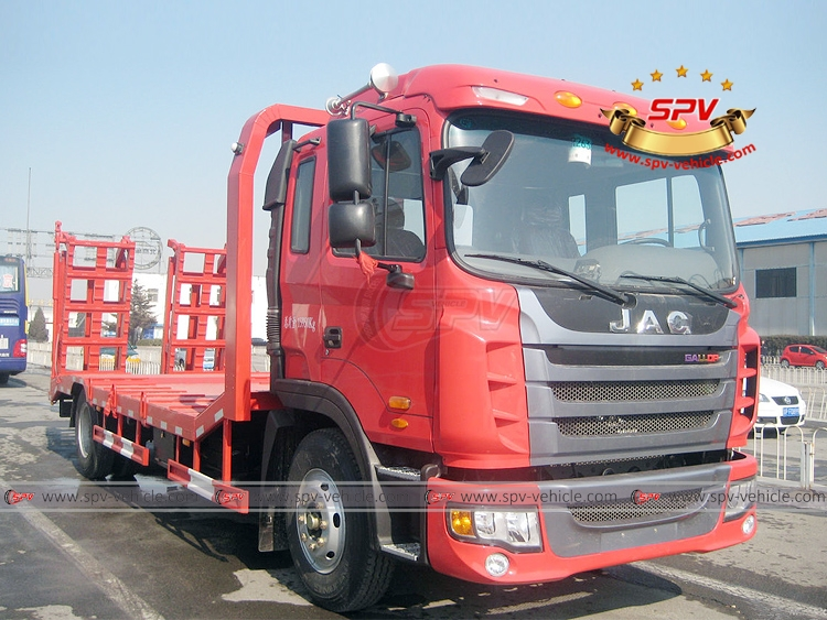 Flat Bed Transport Truck JAC - RF
