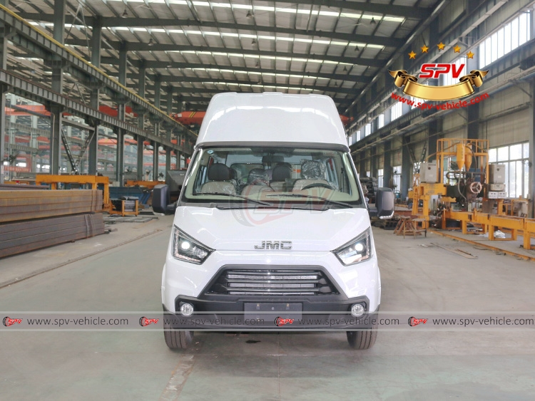 15 Seats Mini Bus JMC - F