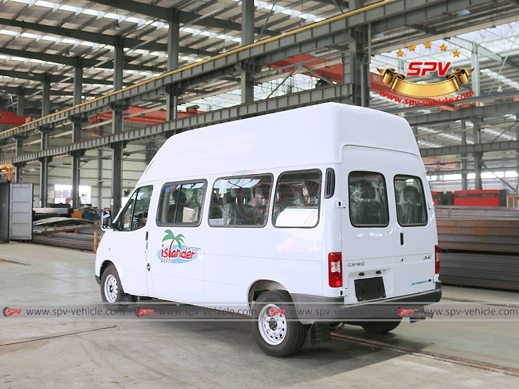 15 Seats Mini Bus JMC - LB
