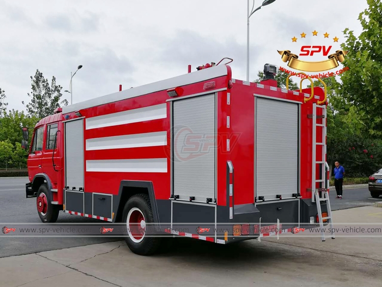 Fire Fighting Vehicle - LB