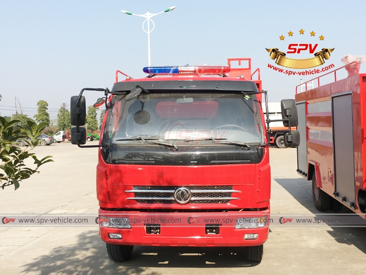 4,000 litres Fire Fighting Truck Dongfeng - F
