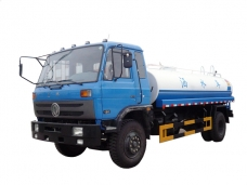 Water Tanker Truck Dongfeng