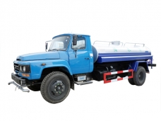Water Truck Tank Dongfeng