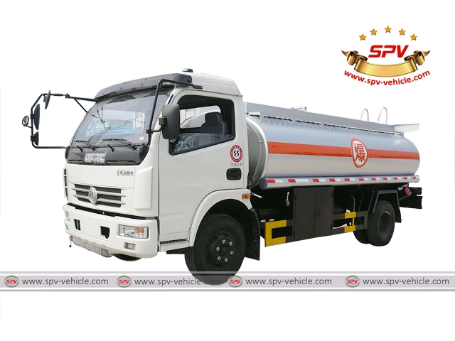 Oil Truck Dongfeng