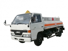Mini Fuel Transport Truck JMC
