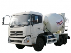 Concrete Mixer Truck Dongfeng