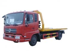 Flatbed Wrecker Dongfeng