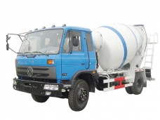 Concrete Mixer Dongfeng