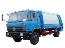 Compactor Truck Dongfeng