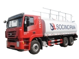 Fuel Transfer Tank IVECO