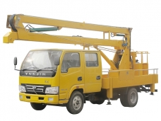 Aerial Lift Truck IVECO