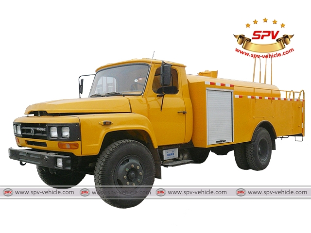 Sewer Jetting Cleaner Dongfeng