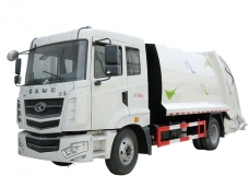 Garbage Compactor Vehicle CAMC