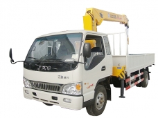 Lorry Mounted Crane JAC