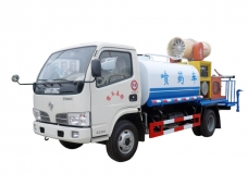 Pesticide Sprayer Truck Dongfeng