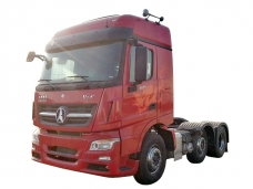 6X4 Tractor North Benz