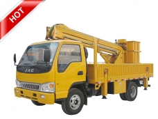 Hydraulic Lifting Platform JAC