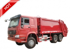 Rear Loader Sinotruk