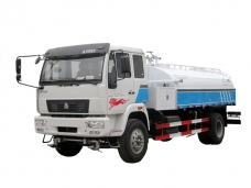 Irrigation Water Truck Sinotruk