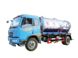 Sewer Vacuum Truck FAW