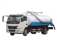 Septic Tanker IVECO (YUEJIN)