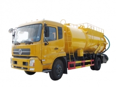 Combined Jet Vacuum Truck Dongfeng